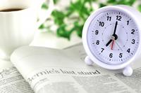 「朝の過ごし方」も重要