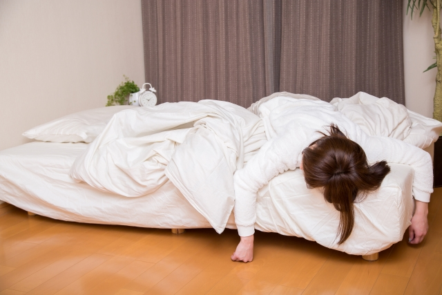 「バタンキュー型睡眠不足」のセルフチェック