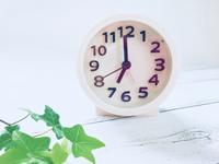 「体内時計」は毎朝リセットする必要がある