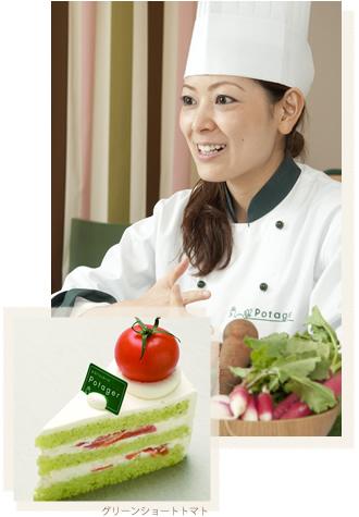 柿沢 安耶さん(パティシエ)