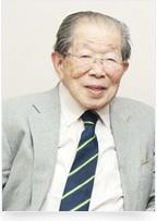 聖路加国際病院理事長・同名誉院長 日野原重明先生