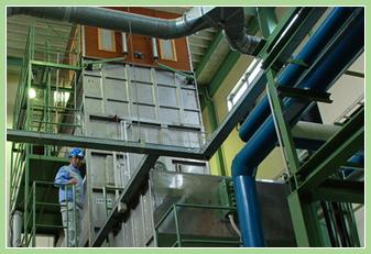 厳しい検査と10の工程で徹底的に不純物を取り除く