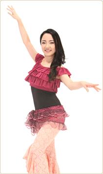 ベリーダンスは、踊りですから姿勢が重要