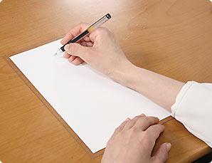 祝儀袋や芳名帳に書く練習は…