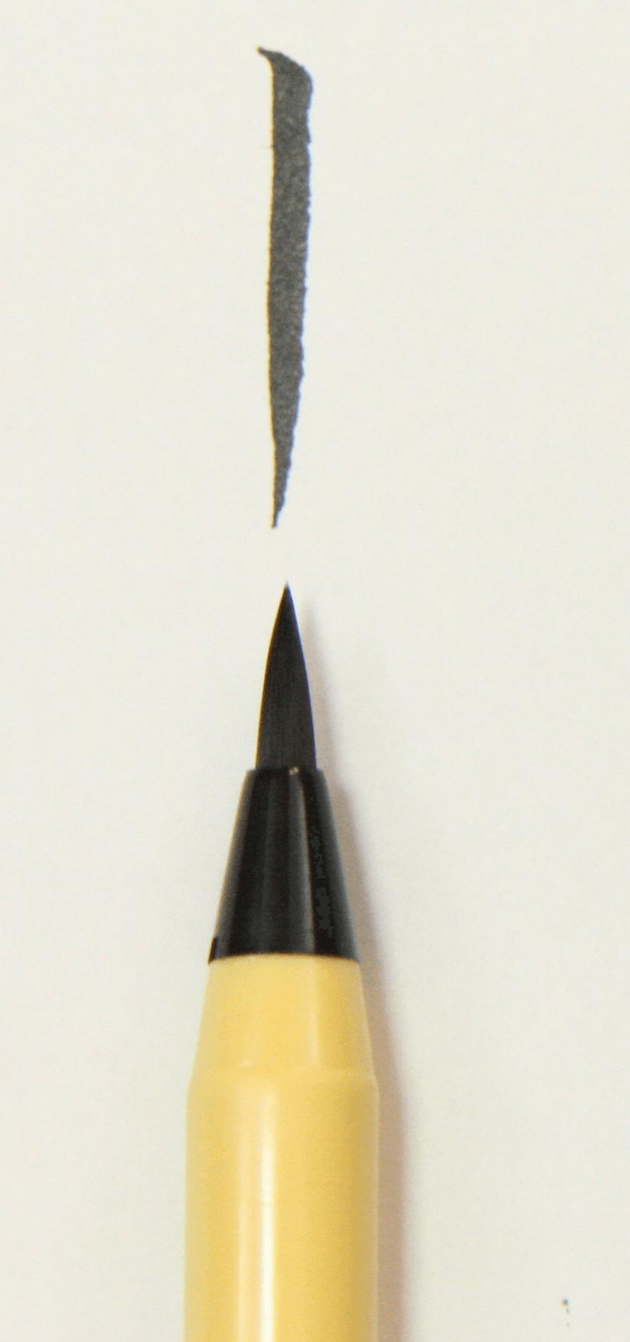 毛筆タイプ