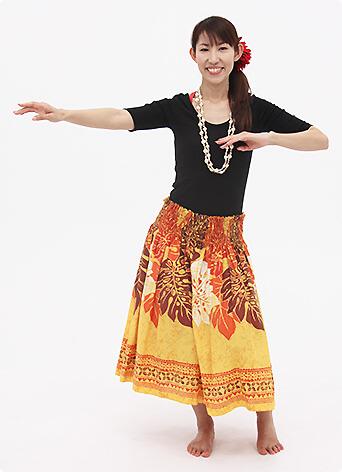 ハワイアンミュージックでリラックス♪踊ってリフレッシュ!