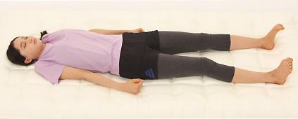1.全身の筋弛緩法