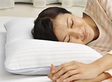 夏でもさらさら涼しいダクロンQDパイプ枕