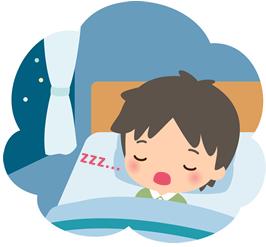 十分な睡眠時間を取っているのに日中に強い眠気が起きるといった症状のある方は注意