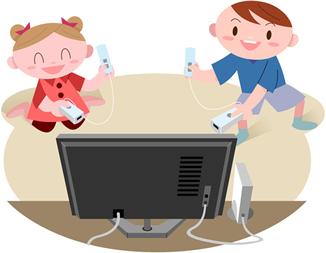 テレビゲームやスマートフォンなど、ブルーライトを浴びながらの夜更かしは、睡眠時間が減る