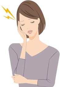 朝の頭痛は枕の高さが原因かも