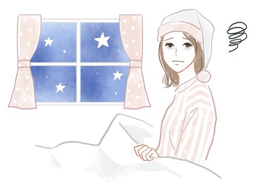 睡眠障害は88種類。不眠だけでも4種類