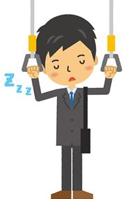 仕事中や授業中でも構わず居眠りをする姿は、外国人に少なからず衝撃を与えている