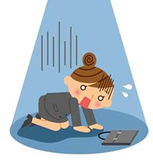 仕事でミスを起こしてしまうなど生活に支障がある場合は、不眠症の可能性があります