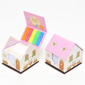 ピヨ丸家型BOXメモ