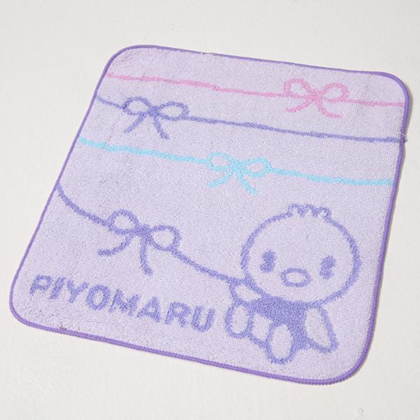 ピヨ丸タオルハンカチ